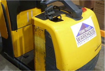 How forklift truck training can help prevent accidents
