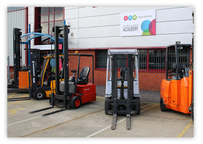 forklift training Liverpool