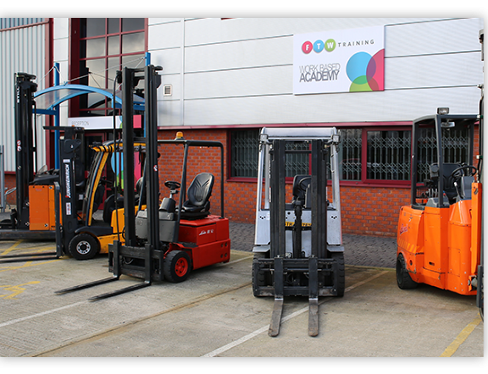 Forklift Truck Training Liverpool