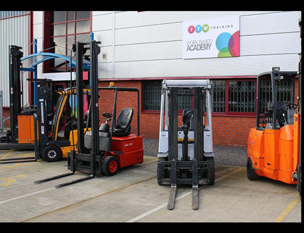 Forklift Truck Training Liverpool